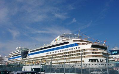 Adria-Kreuzfahrt mit der AIDAblu – Teil 1: Check-In