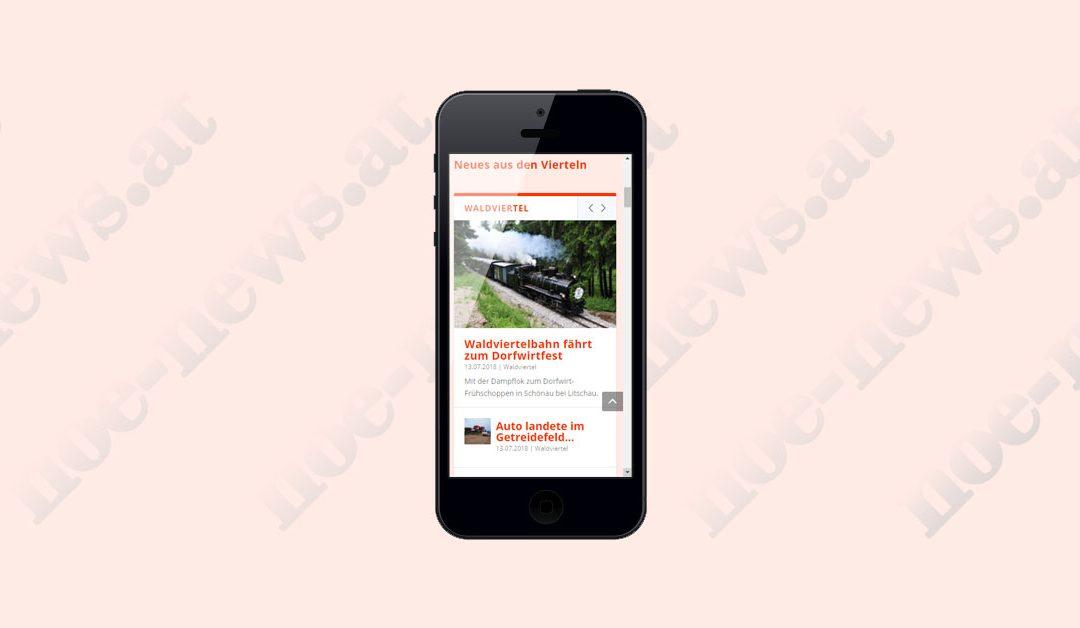 noe-news.at in neuem Design