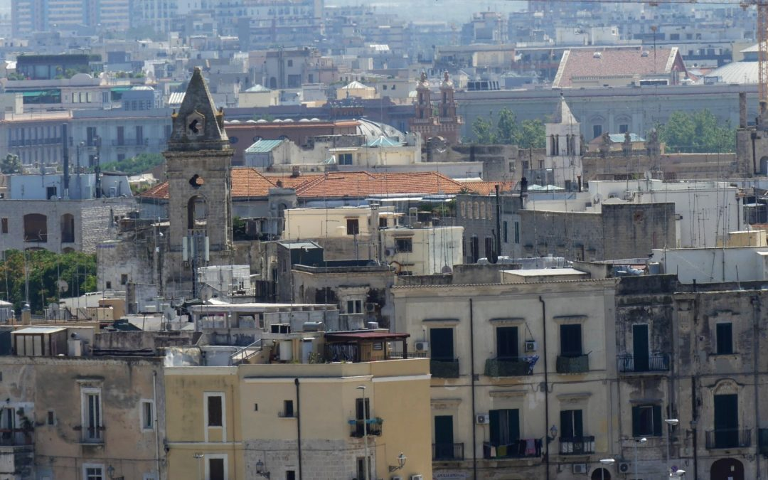 Adria-Kreuzfahrt mit der AIDAblu – Teil 5: Bari