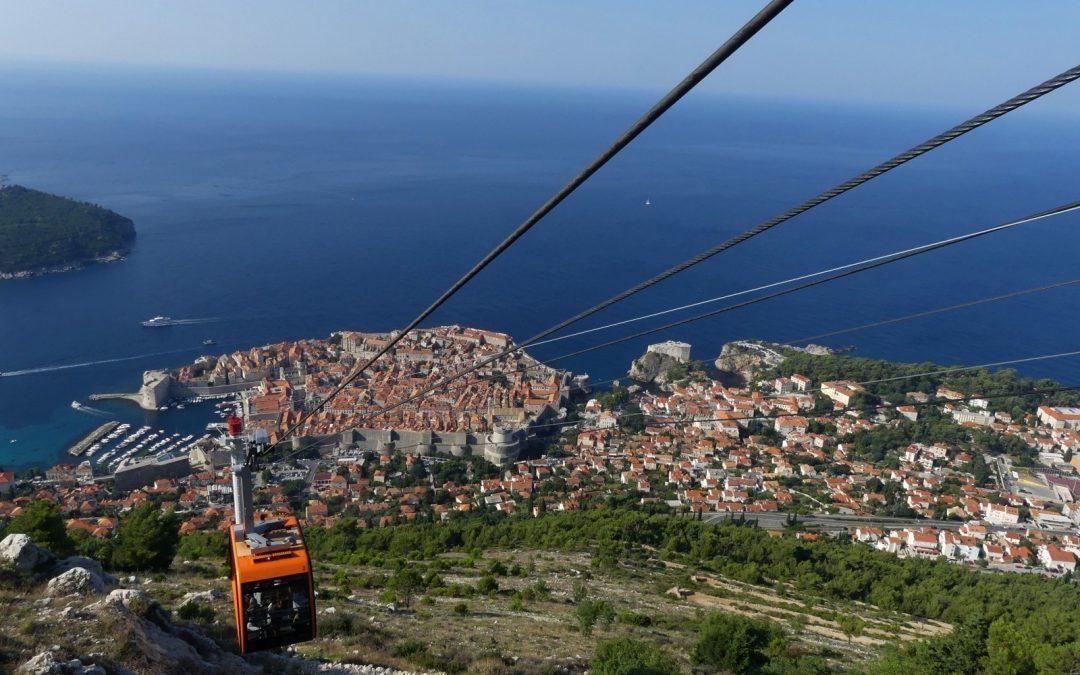 Adria-Kreuzfahrt mit der AIDAblu – Teil 6: Dubrovnik