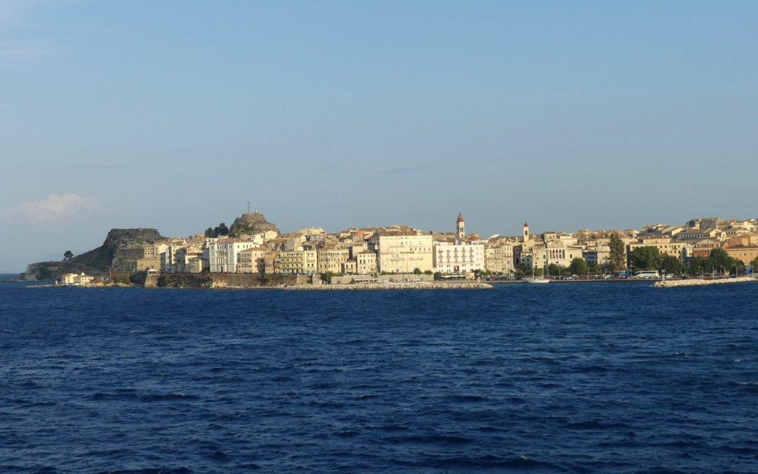 Adria-Kreuzfahrt mit der AIDAblu – Teil 4: Korfu
