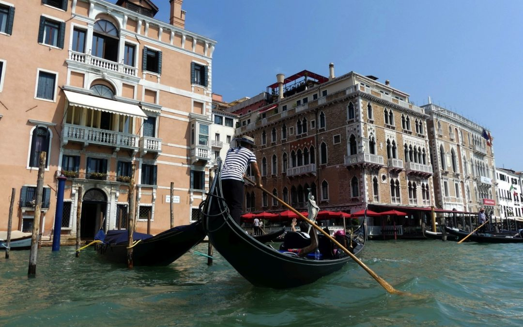 Adria-Kreuzfahrt mit der AIDAblu – Teil 8: Venedig