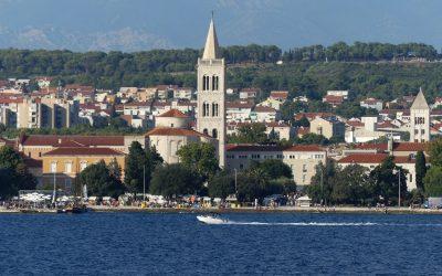 Adria-Kreuzfahrt mit der AIDAblu – Teil 7: Zadar