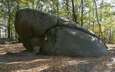 Der Naturpark Blockheide bei Gmünd – mehr als nur Wackelsteine