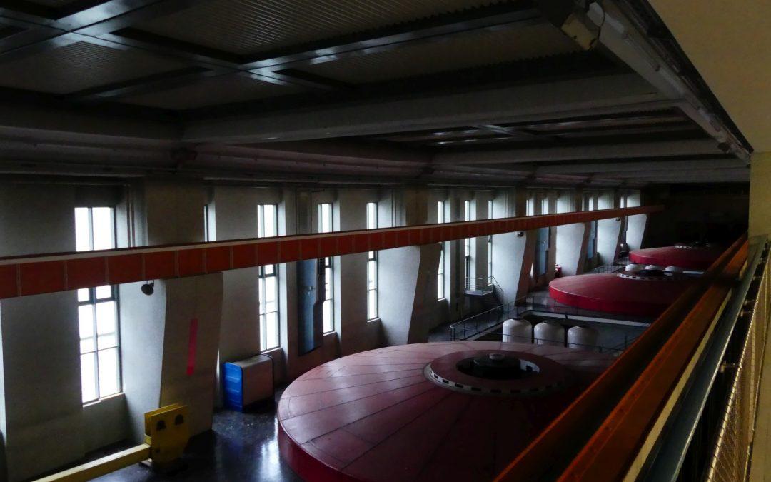 Ybbs-Persenbeug: Mehr als nur ein Donaukraftwerk