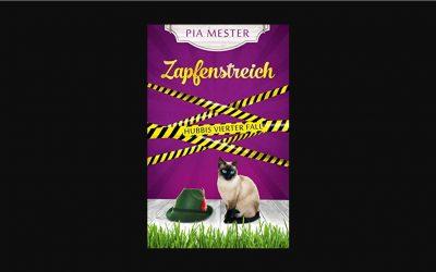 """Buchtipp: """"Zapfenstreich. Hubbis vierter Fall"""""""