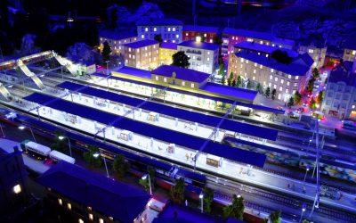 Miniatur Wunderland Hamburg – die größte Modellbahnanlage der Welt