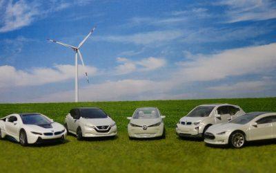 Elektroautos in Miniatur
