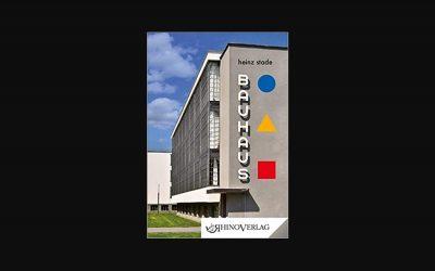 """Buchtipp: """"Bauhaus"""" aus der Rhino Westentaschen-Bibliothek"""