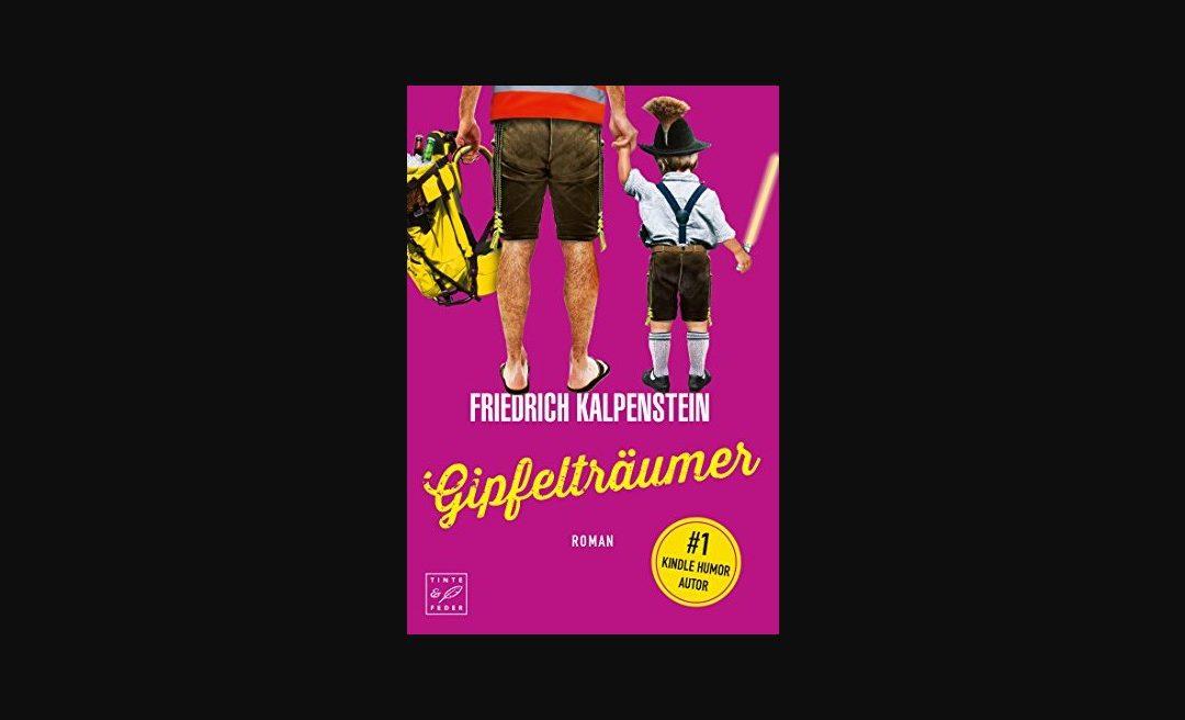 "Buchtipp: ""Gipfelträumer"""