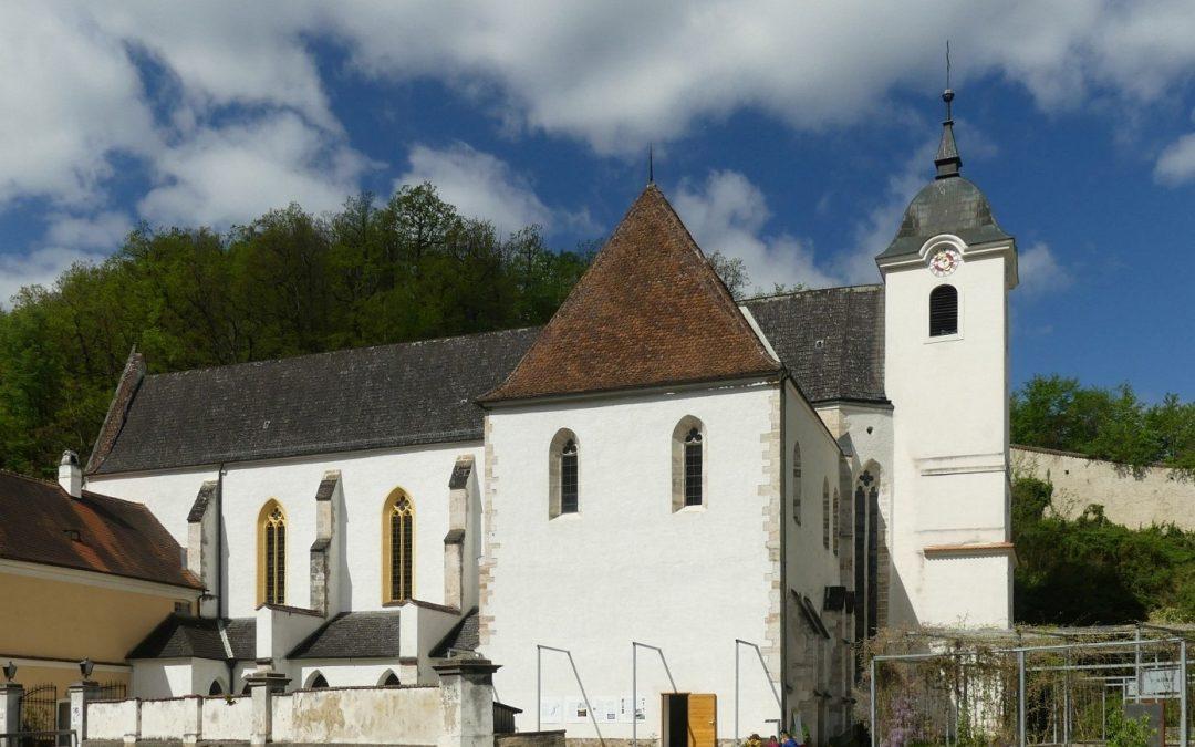 Die Kartause Aggsbach – Geheimtipp in der Wachau
