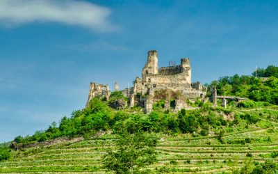 Virtueller Rundgang in der Burgruine Senftenberg