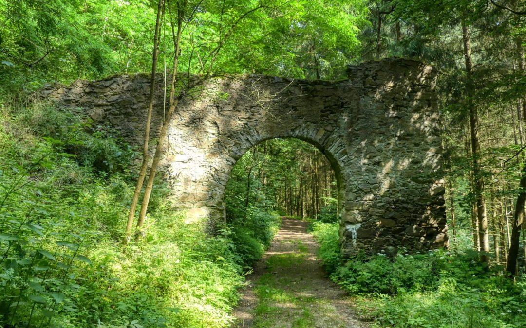 Auf Römerwegen zum Türkentor