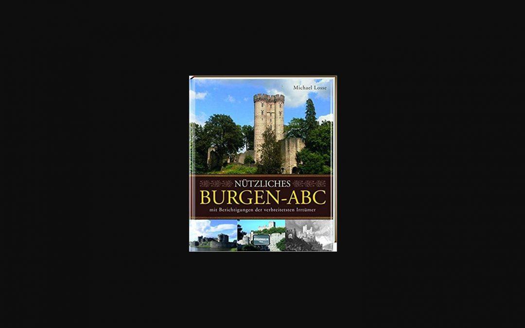 """Buchtipp: """"Nützliches Burgen-ABC"""""""