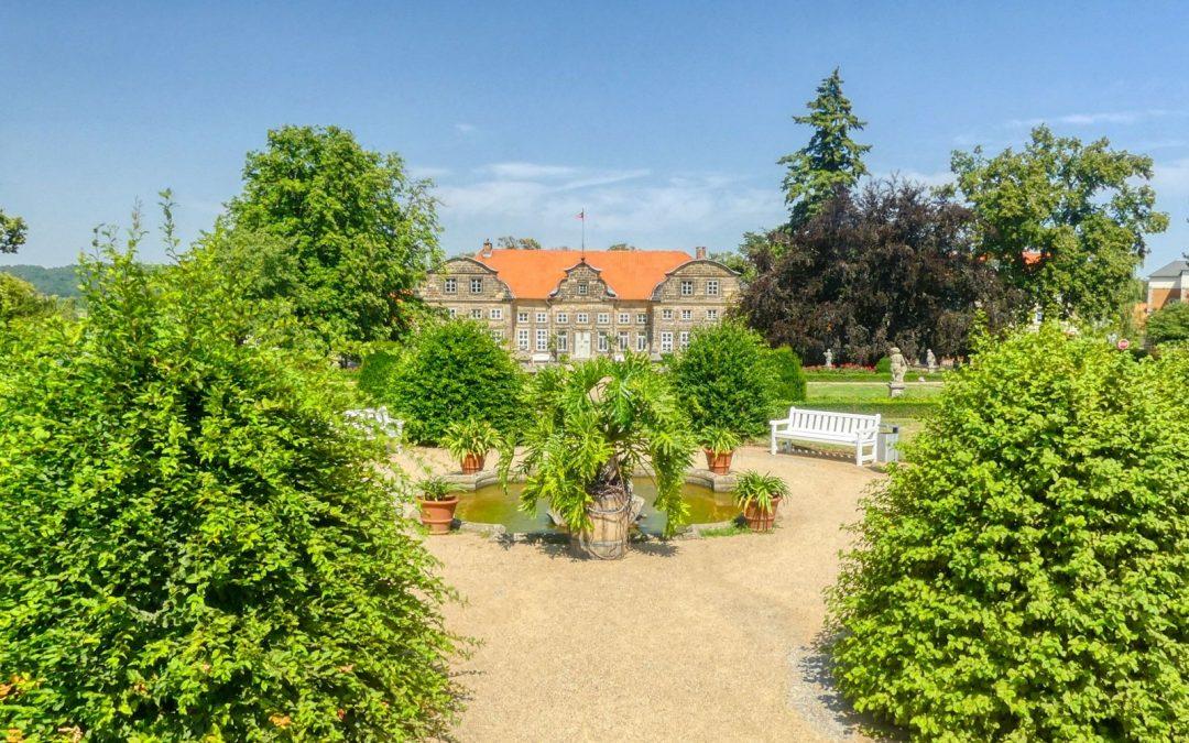 Schlösser und Gärten in Blankenburg