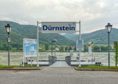 Parkplatz Dürnstein