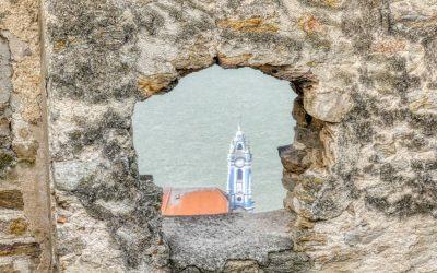 Wanderung zur Ruine Dürnstein – mit vielen Panorama-Fotos!