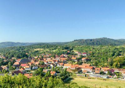 Blick von der Heimburg