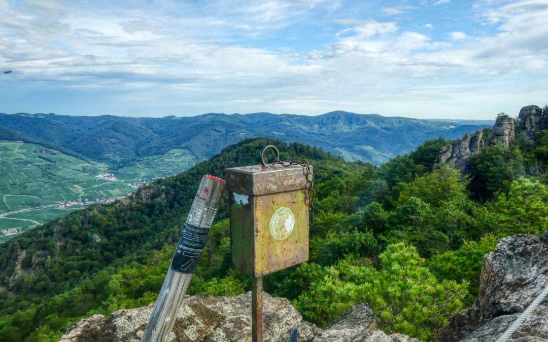 Seekopf & Hirschwand – so anspruchsvoll kann Wandern in der Wachau sein