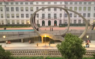 Das Weltkulturerbe Wachau im Maßstab 1:87