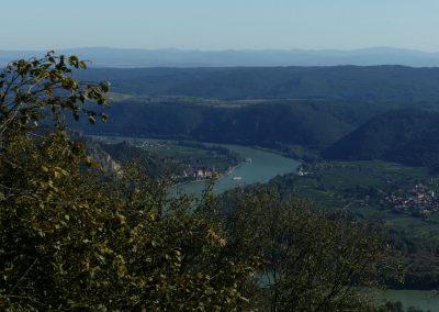 Blick auf Dürnstein
