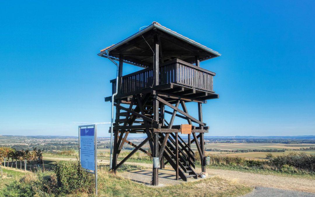 Der Gobelsberg: Schnelle After-Work-Wanderung mit grandioser Aussicht