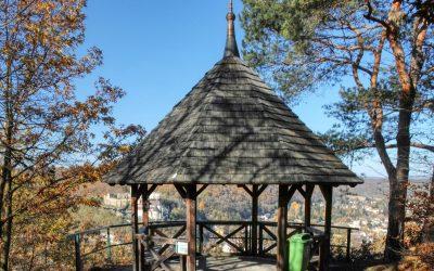 Die Hamerlingwarte bei Gars: Beste Aussicht auf den Sommerfrischeort