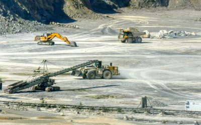 Der Tagebau in Elbingerode