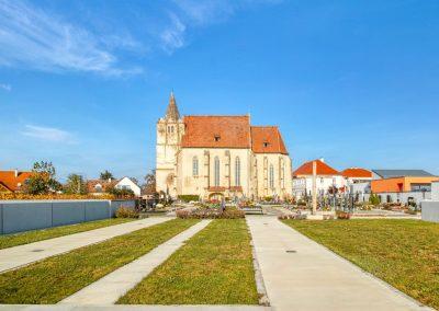 Kirche Engabrunn St. Sebastian