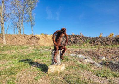 Skulpturenriede Engabrunn