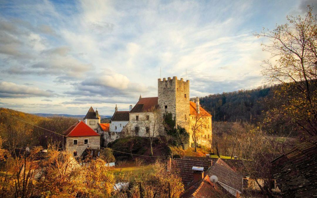 Von Gars am Kamp über die Ruine Klösterl nach Buchberg