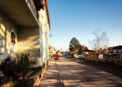 Wiener Straße, Fels am Wagram