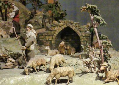 Pöttmesser-Krippe Christkindl