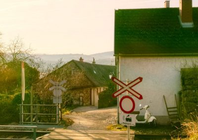 Bahnübergang Rothenhof