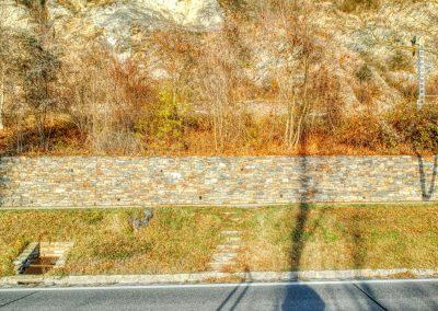 Radweg entlang B3