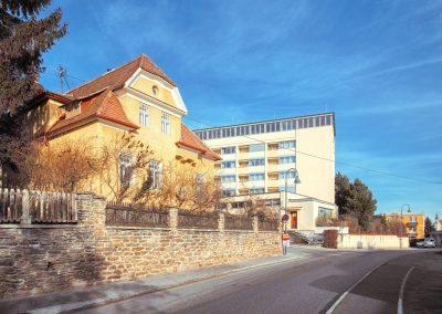 SeneCura Sozialzentrum Krems Haus Dr. Thorwesten