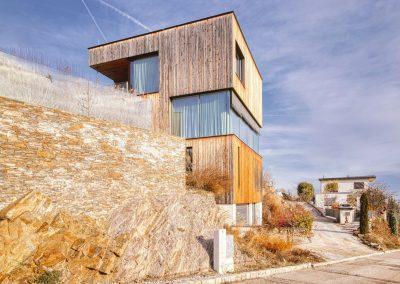 Moderne Architektur auf dem Kögel