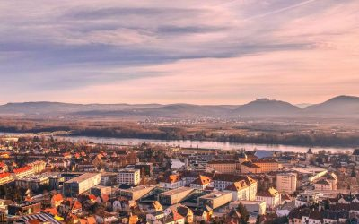 Eine Rundwanderung hoch über Krems: Kögel, Kuhberg und Wachtberg