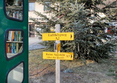 Wanderung zum Luftberg