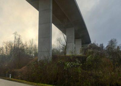 Brücke über B37