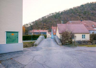 Brücke über Fladnitz