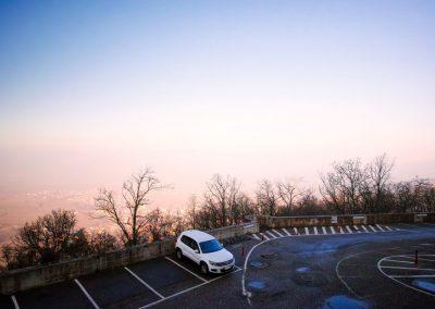 Parkplatz Stift Göttweig