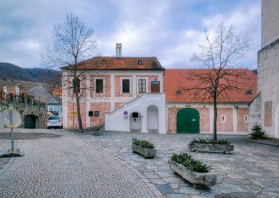 Kirchenplatz Spitz