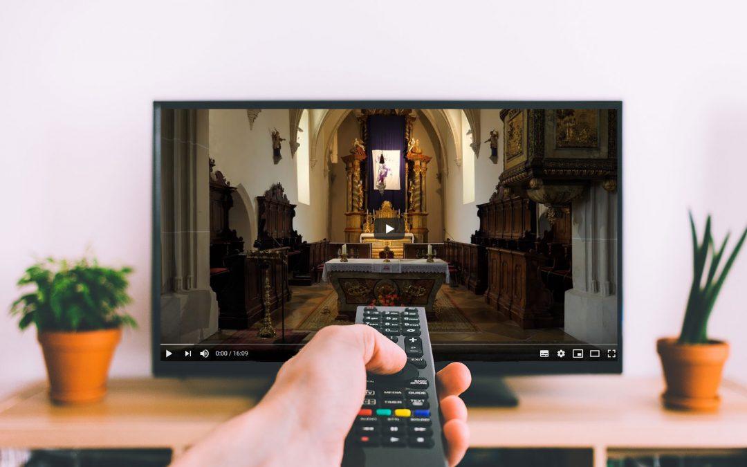 Live-Stream der Sonntagsmessen aus Mautern/Donau