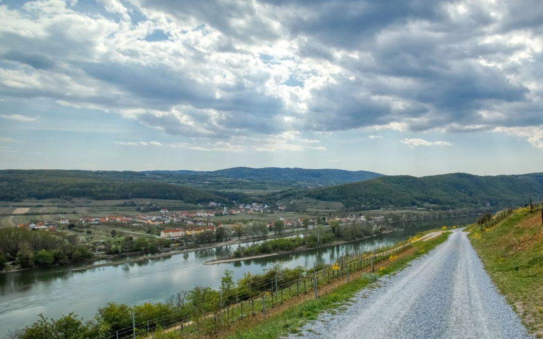 Kremser Rieden- und Wanderkarte – Wanderung Nr. 5: Rundwanderweg Pfaffenberg