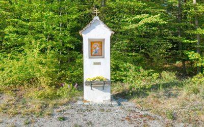 Kremser Rieden- und Wanderkarte – Wanderung 8: Jägerbergweg