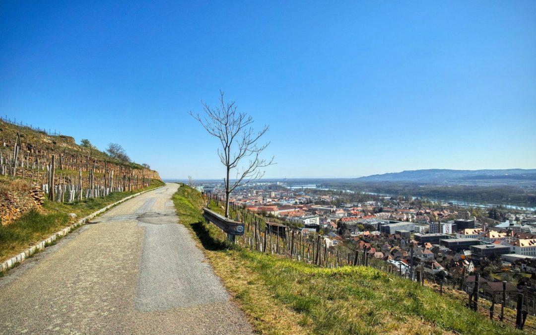 Kremser Rieden- und Wanderkarte – Wanderung 14 – Köglweg