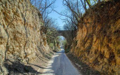 Kremser Rieden- und Wanderkarte – Wanderung 18: Rundwanderweg Sandgrube