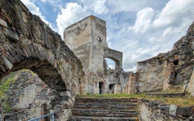 Kleine Rundwanderung über die Ruine Rehberg