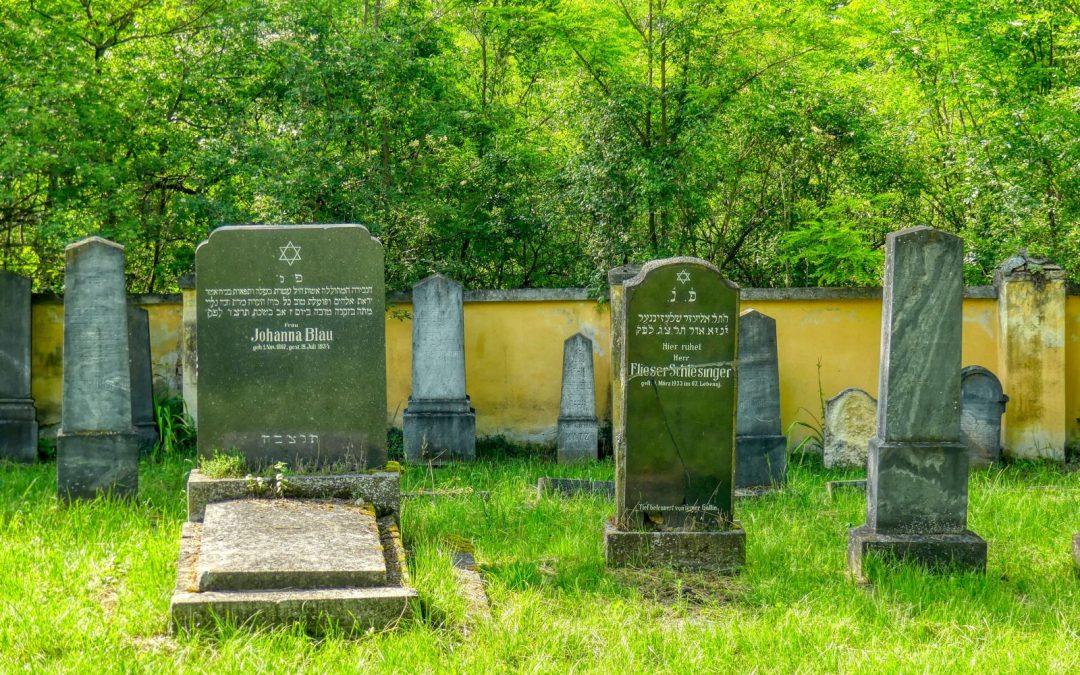 Rundwanderung zum Jüdischen Friedhof von Kirchberg am Wagram